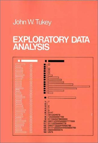 Exploratory Data Analysis (Addison-Wesley Series in Behavioral Science)