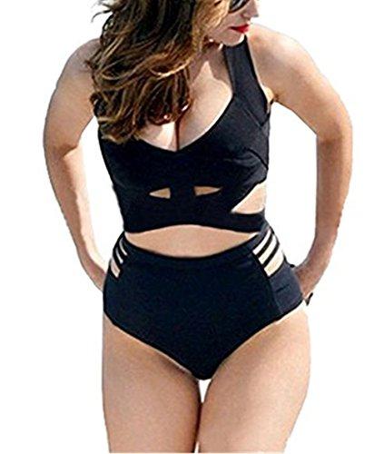 Bandage Bikini Swimsuit Fashion Swimwear