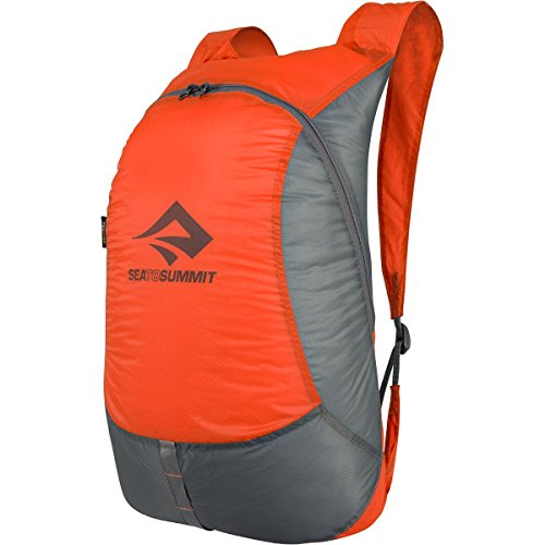 Sea to Summit Ultra-SIL Day Pack, Orange, 20 L