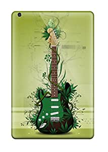 Best Top Quality Case Cover For Ipad Mini Case With Nice Music Guitar Appearance