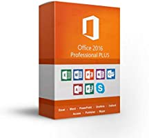 MICROSOFT OFFICE PROFESSIONAL PLUS 2016 ESD - 32/64 BITS - (DOWNLOAD) + NOTA FISCAL