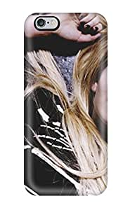 High Impact Dirt/shock Proof Case Cover For Iphone 6 Plus (celebrity Avril Lavigne)