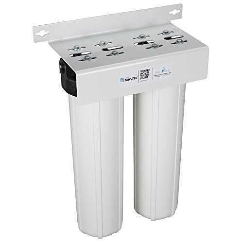 Home Master HMF2SMGCC Whole House Two Stage Water Filtration