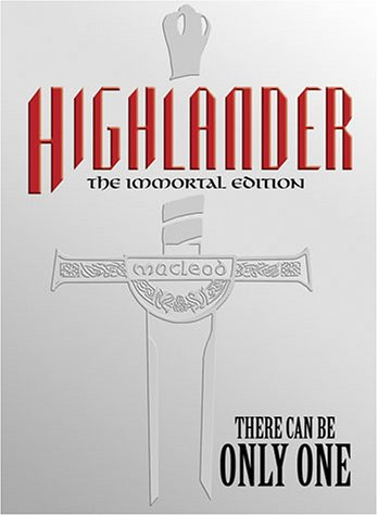 Highlander (The Immortal Edition) by Starz / Anchor Bay
