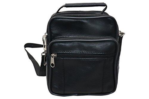 Victory Furrier Cross Body Shoulder Bag European Style [ Genuine ] Leather Messenger Handbag (Vertical - Bag Leather Shoulder Epi