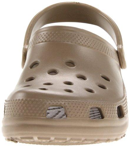 Crocs Classic, Sabot Unisex – Adulto Marrone (Khaki)
