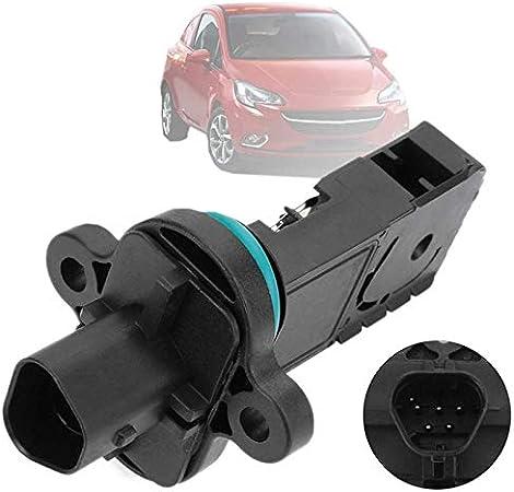 Color : Black Luftdurchflu/ßmesser Sensor Luftmassenmesser Sensor Fit for Vauxhall Fit For Cadillac ELR 2014-2015 Fit for Chevrolet Fit for Volt 2011-2015 0280218254 0280218268 13301682