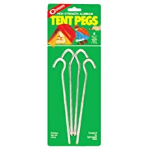 Coghlan's 8046  Tent Pegs - 4 Pack