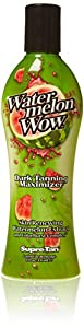 Supre Tan Watermelon Wow Dark Maximizer Tanning Lotion - 8 oz.