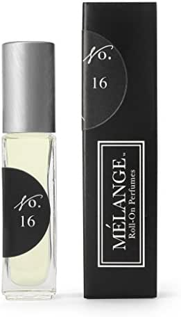 Melange Paperwhite Roll On Perfume .25 ounces