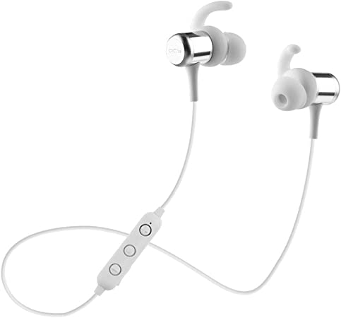 Asiright QCY M1C Mini Auriculares inalámbricos con Bluetooth