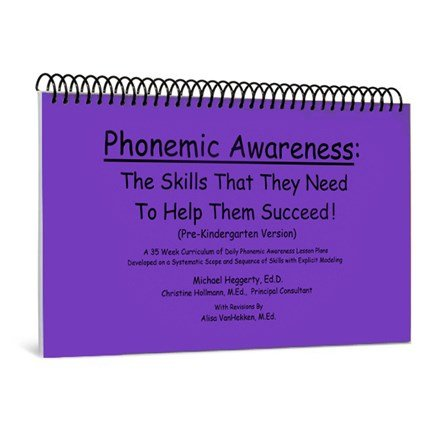 Phonemic Awareness: The Skills That They Need To Help Them Succeed (Pre-Kindergarten - Phonemic Rhymes Awareness