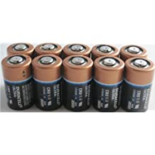 Duracell Ultra CR2 3v Lithium Photo Battery DL-CR2 10 Pack