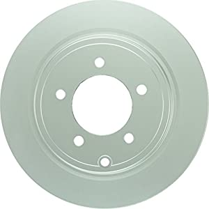 Bosch 16011486 QuietCast Premium Disc Brake Rotor, Rear