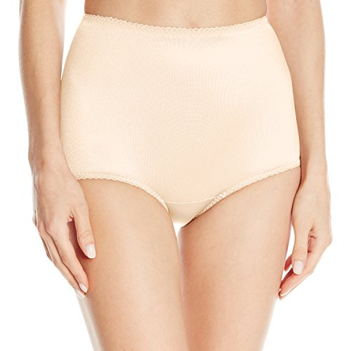 Rago Women's Light Panty, Beige, Medium (28)