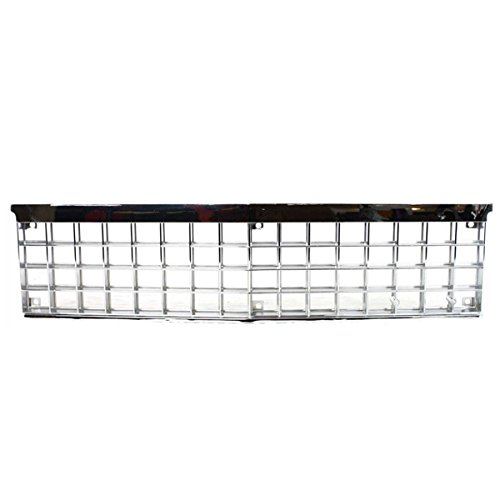 Partomotive For NEW 82-87 Chevy El Camino Front Grill Grille Assembly Chrome GM1200167 14034154