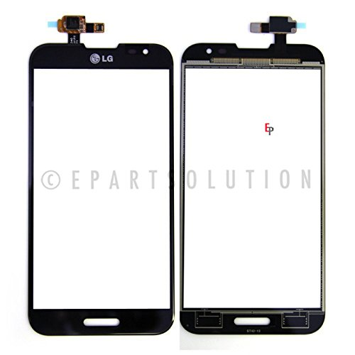 ePartSolution_OEM LG Optimus G Pro E980 E985 F240 L-04E LCD Display Touch Screen Digitizer Lens Glass Replacement part USA Seller (Black) (Lg Screen Replacement E980)