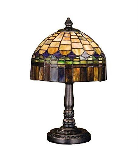 Tiffany Candice Mini Table Lamp