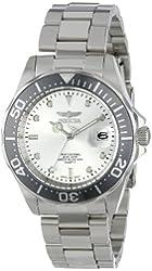 Invicta Men's INVICTA-14971 Pro Diver Analog Display Japanese Quartz Silver Watch