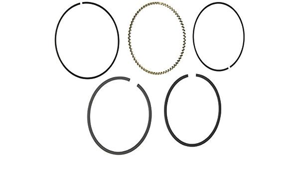 Hastings 6714S010 Single Cylinder Piston Ring Set
