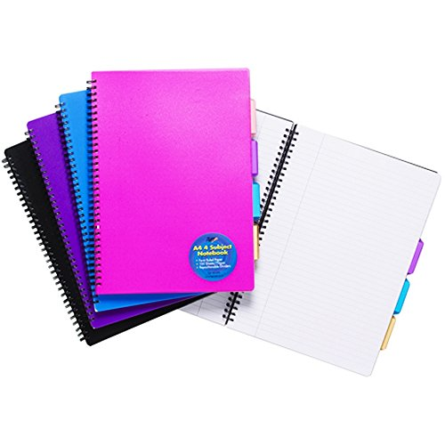 A4 Ring Bound Notebook - 2