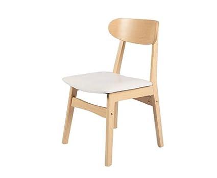 Prendi uno sgabello sedie da pranzo sedie in legno massello sedie