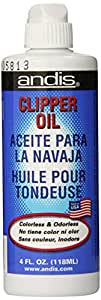 Andis  Clipper Oil 4 oz., 12 Count
