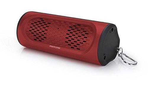 Memorex Water Resistant Bluetooth Speaker