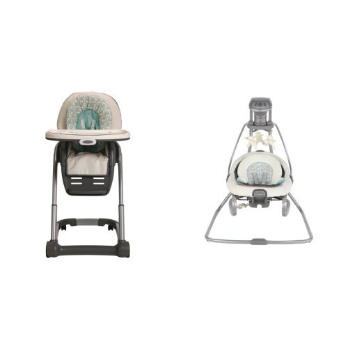 Graco Blossom 4-in-1 Seating System, Winslet and DuetSoothe