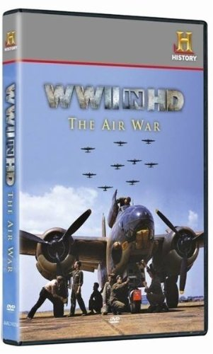 WWII In HD: The Air War [DVD]