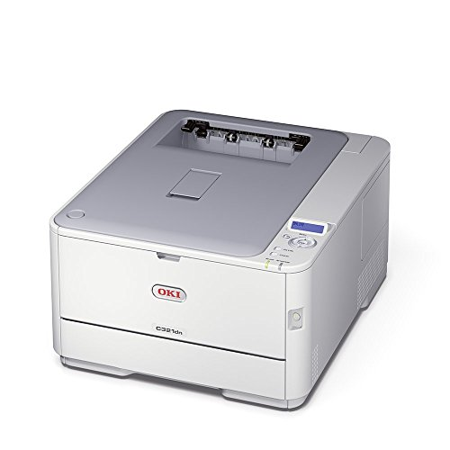 OKI C321dn A4-Farblaserdrucker (Duplex, Netzwerk)