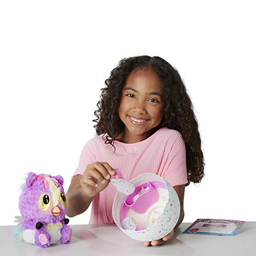 Hatchimals HatchiBabies Hatching Egg Interactive Pet Baby (Styles May Vary) for Ages 5