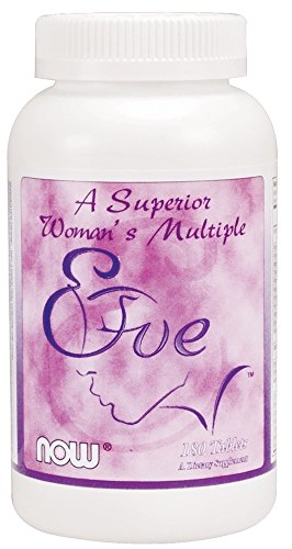 Now Foods: Eve Woman's Multi Vit, 180 tabs
