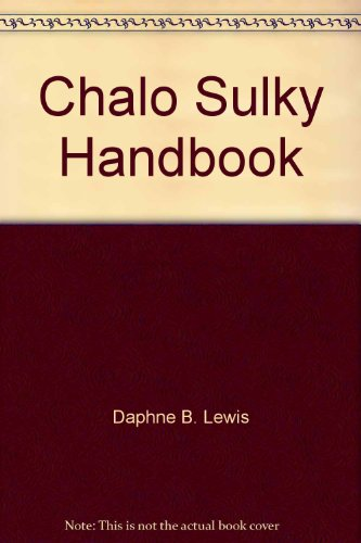 Chalo Sulky Handbook - Train Your Dog to Love to pull a Sulky