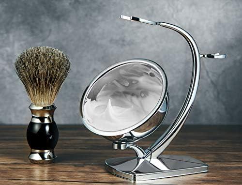 GRUTTI Juego de maquinillas de afeitar para hombres, de afeitadora ...