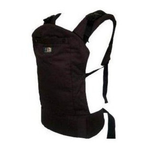 Beco Butterfly II Organic Baby Carrier with Brown Base, Espresso, Baby & Kids Zone
