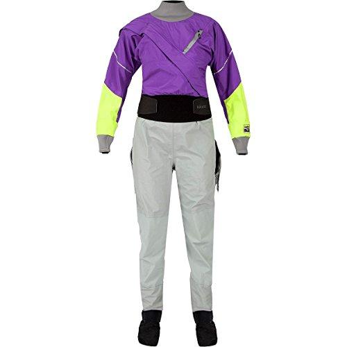 Kokatat Women's Gore-Tex Meridian Drysuit-Purple-S
