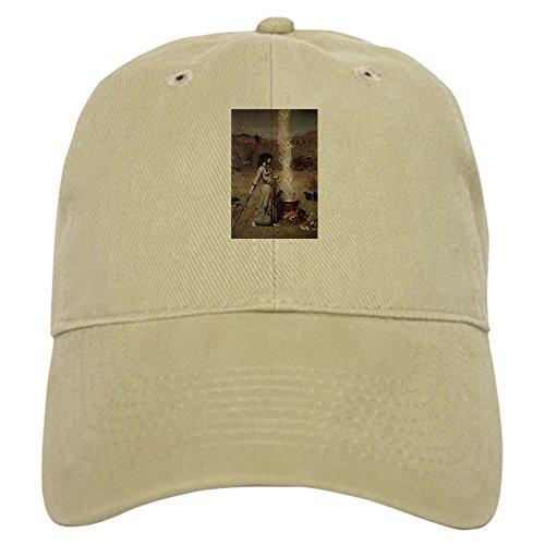 CafePress - Magic Circle - Baseball Cap with Adjustable Closure, Unique Printed Baseball - William Painter John