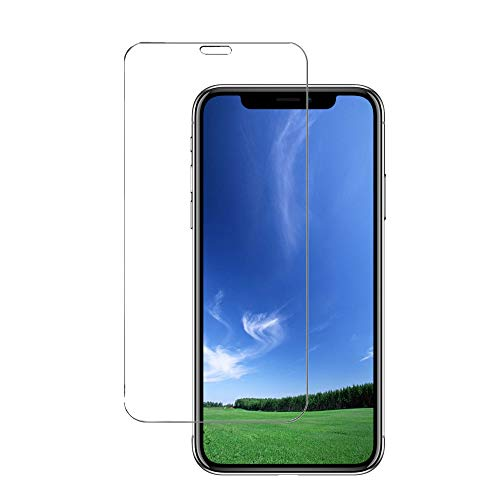 iPhone Xs Max Screen Protector Tempered Glass [Edge to Edge Protection] for Apple iPhone Xs Max (2018)