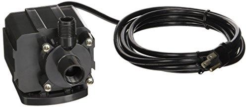 Pondmaster 02515 Danner Mag-Drive Supreme 5 500 GPH Water Pump ( Black or Silver ) ()