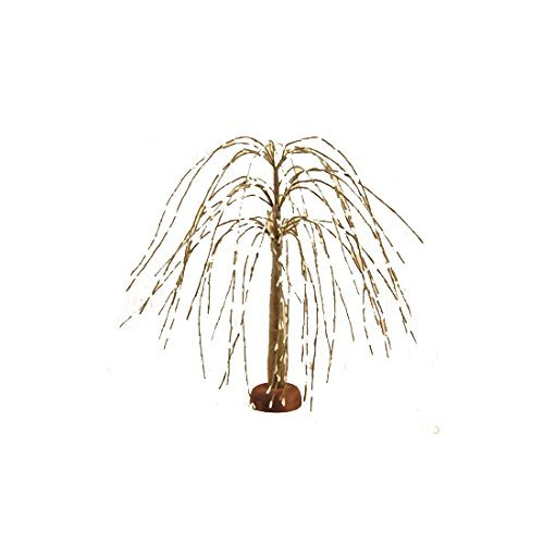 CWI Gifts Weeping Willow Tree, 14-Inch, Cream