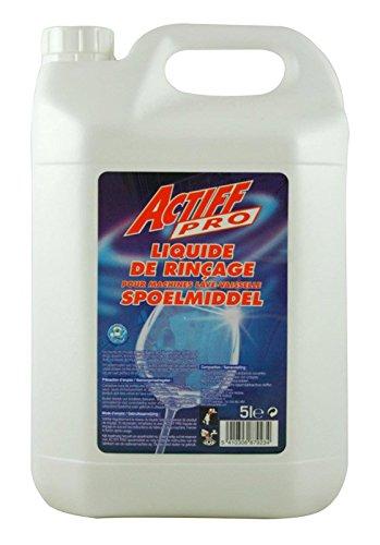 Líquido para limpiar máquina lavavajillas 5 L: Amazon.es: Hogar