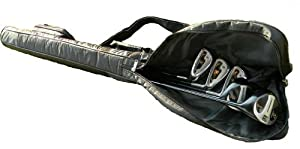 Driving Range Mini Course Training Practice Golf Bag Travel Case By All Fine