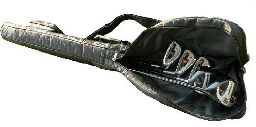 K-Cliffs Driving mini Range Practice Golf Bag Travel Case