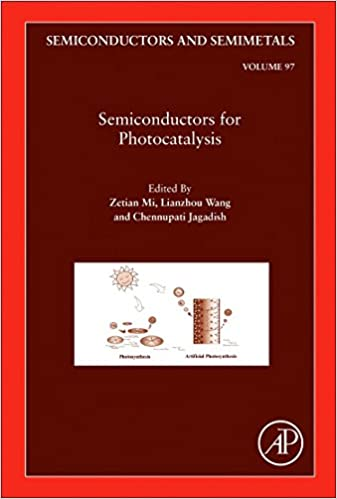 Semiconductors For Photocatalysis, Volume 97 (Semiconductors And Semimetals)  1st Edition