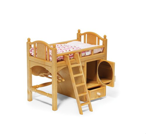 picture of Calico Critters Sister's Loft Bed