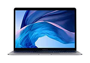 "Apple MacBook Air - Ordenador portátil de 13"" (Intel Core i5 de doble núcleo a 1,6 GHz, 128 GB) gris espacial"
