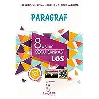 Karekök 8. Sınıf LGS Paragraf Soru Bankası-YENİ