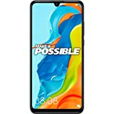Huawei P30 Lite (Midnight Black, 4GB RAM, 128GB Storage)