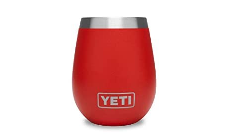 07e97a38f0b Amazon.com | YETI Rambler 10 oz Stainless Steel Vacuum Insulated ...